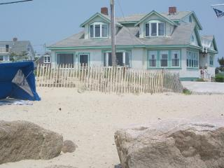 Oceanfront with Private Beach in Falmouth on Cape - West Falmouth vacation rentals