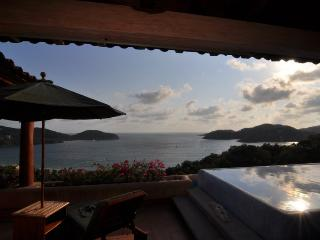 3000 sq/ft+ LUXURY PENTHOUSE - from $210 p/n!! - Zihuatanejo vacation rentals