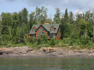 Lutsen Lakehouse on Lake Superior - Schroeder vacation rentals