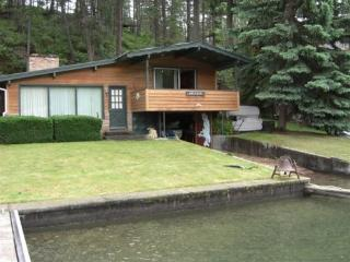 Lake Property with Mountain View - Montana vacation rentals