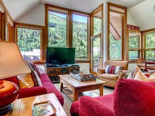 Your winter wonderland - Indoor Jacuzzi, private deck - Powder Daze at Cornet Creek - Telluride vacation rentals