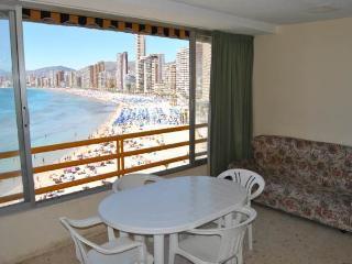Front line - 1 bedroom apt - Benidorm vacation rentals