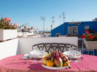 Charming casita with lovely sea view terrace - Sitges vacation rentals