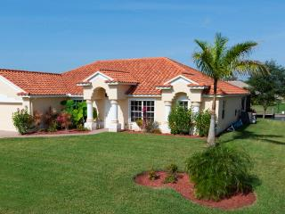 Luxury 4 Bedroom Gulf Access Villa w. Heated Pool - Cape Coral vacation rentals