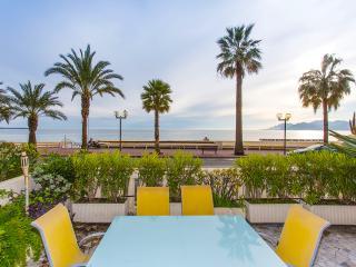Cannes, Sea-Front, 2 bedroom/2 bathroom Apartment - Cannes vacation rentals