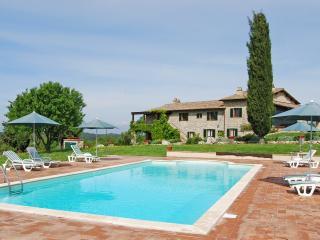 VILLA BELVEDERE - Umbria vacation rentals