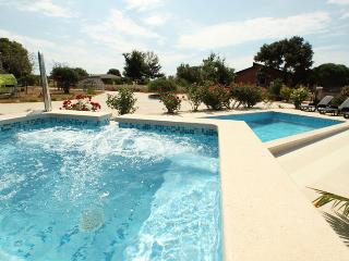 Villa Nera with jacuzzi,pool,playroom,nr. Medulin - Liznjan vacation rentals