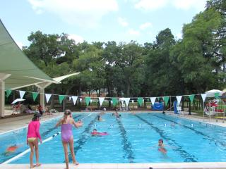 Wow! Central Near Downtown and Great Swimming - Austin vacation rentals