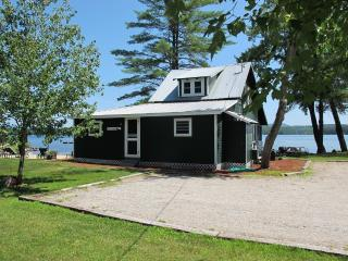 Kezar Lake Cottage with Private Beach - East Stoneham vacation rentals