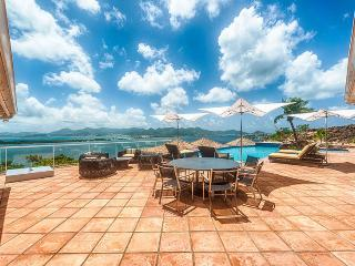 SPECIAL OFFER: St. Martin Villa 259 Spend Tranquil Days On The Limestone Pool Terrace Listening To The Sweet Songs Of Colorful Birds. - Terres Basses vacation rentals