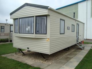 Golden Palm Resort  001 - 2 Bedroom Ash Caravan - Skegness vacation rentals