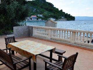 Waterfront 3bedroom apt./Mljet - Mljet vacation rentals