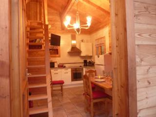 CHALET 3 PIECES 9 KMS MEGEVE - Haute-Savoie vacation rentals