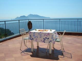 SORRENTO APPARTMENT-capri view - Massa Lubrense vacation rentals