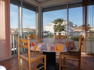 Appartement T2 rez de chausse - Valras-Plage vacation rentals