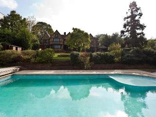 Tretawn: Incredible 7 bedroom house with heated pool and private garden in Finchley, North London - London vacation rentals