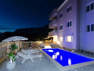 Apartment Natasha wit POOL - Makarska vacation rentals