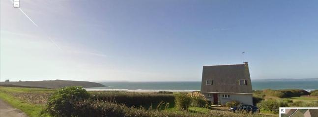 Beach villa sea view - Beach villa -sea view brittany - Telgruc-sur-Mer - rentals