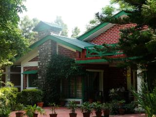 Dehradun's Only Forest Lodge - TripOffbeat - Uttarakhand vacation rentals