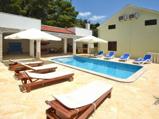 Seaside Villa with Pool - Brna vacation rentals