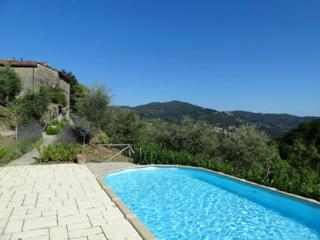 Grand, rustic Tuscan villa with stunning views and private swimming pool, sleeps 8 - Castelvecchio vacation rentals