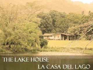 Finca El Zapote - Lake House - City of Escuintla vacation rentals