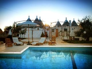 Trullo Azzurra with pool - Cisternino vacation rentals