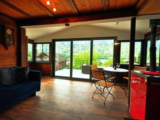Lake View Chalet.  2 Bedrooms - Interlaken vacation rentals