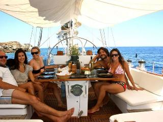 Ibiza Sailboat Charter, Spain - Ibiza Town vacation rentals