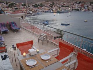 Polyxeni's Sea front Villa - Halki vacation rentals