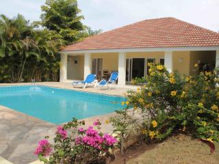 2-bedroom luxury villa with pool in Sosua center - Sosua vacation rentals
