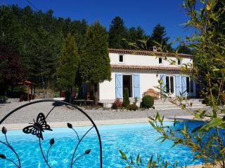 La Musardiere 4* Holiday Villa - Aspres-sur-Buech vacation rentals