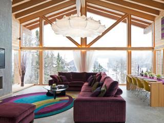 Chalet Janluke - La Tzoumaz vacation rentals