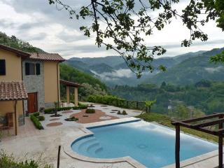 Stunning Tuscan Home and Infinity Pool - Bagni Di Lucca vacation rentals