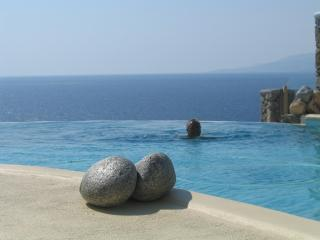 Mykonos house with pool & sea view - Ornos vacation rentals