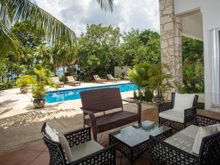 Villa Eden - private oceanfront retreat in Cozumel - Cozumel vacation rentals