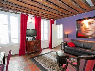 Flat for 2 heart of the Marais - Pompidou Centre - Paris vacation rentals