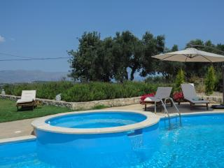 *Nimertis* villa with private pool - Chania vacation rentals