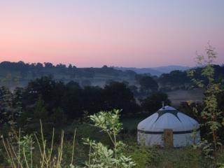 The Secret Yurts - Rowan Yurt - Dolanog vacation rentals