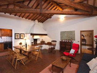 Warm and charming apartment with view on Volterra - Gambassi Terme vacation rentals