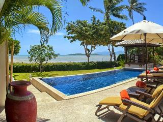 Villa 01 - Great Value Beach Front Villa with Pool - Plai Laem vacation rentals
