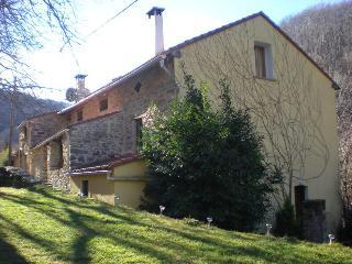 Mas Pujol del Mitg -Passerelle - Amelie-les-Bains-Palalda vacation rentals
