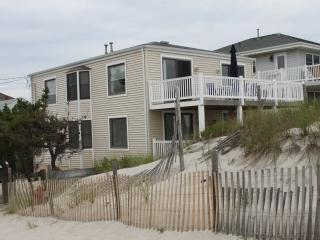 OCEAN FRONT! Step right onto the beach (1st Floor) - Jersey Shore vacation rentals