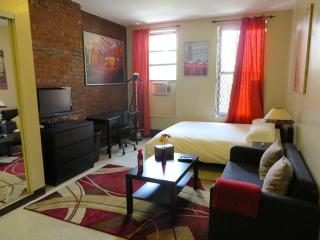 Finest Studio by Central Park (3 months Min) - New York City vacation rentals