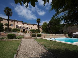 Charming, historic Tuscan villa ,private pool,WIFI - San Giovanni d'Asso vacation rentals