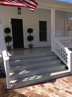 Second Creek Farm near  Blue Ridge Parkway in Virginia - Lexington vacation rentals