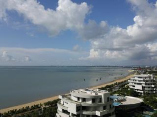 Gorgeous Sea-View 1BR Apt (Tuyu 1) - Beihai vacation rentals