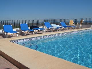 Villa Alto-private pool & amazing panoramic views - Denia vacation rentals