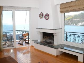 by the beach - amazing view - Loutraki vacation rentals