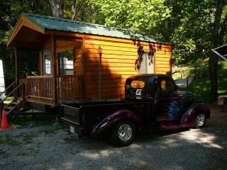 Cabin in the redwoods - Redway vacation rentals